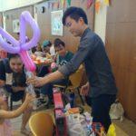 Balloon Sculptor for Hire Singapore