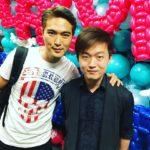 Balloon Artist Kaden Tan and Lee Teng