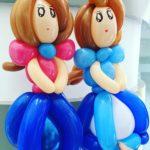 Balloon Princess Sculpture