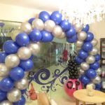 bejeweled-balloon-arch-retail-shop