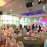 Helium Balloon Birthday Party Decoration