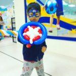 Balloon Captain America Shield
