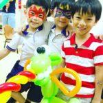 Balloon Dragon Sculpture