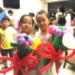 Balloon Sculpturing for Birthday Party