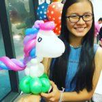 Balloon Unicorn Sculpture