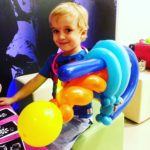 Ultimate Machine Gun Balloon Sculpture