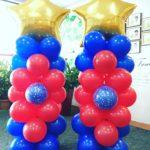 Balloon Columns Decorations