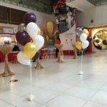 Helium Balloons Bundles Decoration