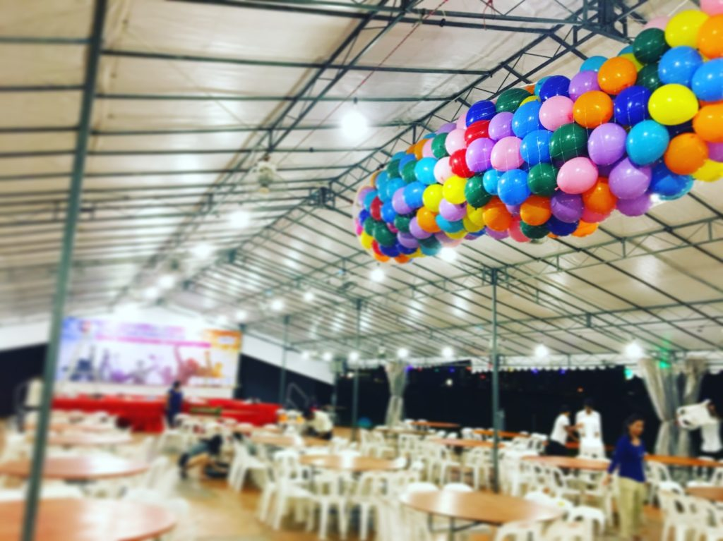 balloon-drop-at-ceylon-sports-club