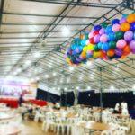 Balloon Drop at Ceylon Sports Club