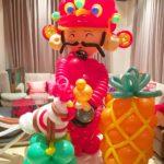 Balloon Cai Shen Ye God of Fortune