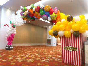 Balloon Dessert Arch