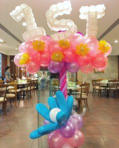 Balloon Entrance Display Decoration