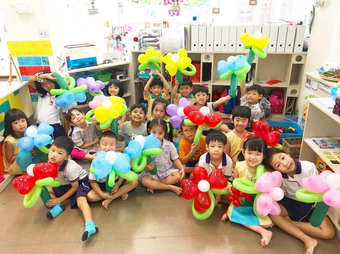 kids balloon workshop singapore that balloons