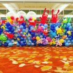 Underwater Ocean Balloon Columns