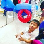 Balloon Air Plane Sculpture