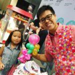 Balloon Artist Norman Singapore