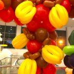 Balloon Banana Sculptures