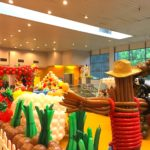 Balloon Exhibition at Shopping Mall