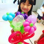 Balloon Flower Bouquet Sculpture