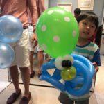 Balloon Octopus Sculpture