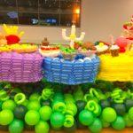 Balloon Tables Sculpture