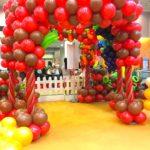 Food Balloon Carousel