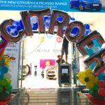 Balloon Arch for Citroen Car Showroom