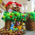 Balloon Treehouse