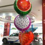 Floating Fruits Balloon