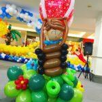 Hotair Balloon Sculpture Singapore
