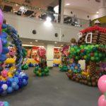 Shopping Mall Balloon Exhibition