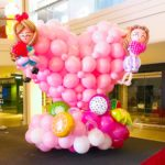 Large Balloon Heart Singapore