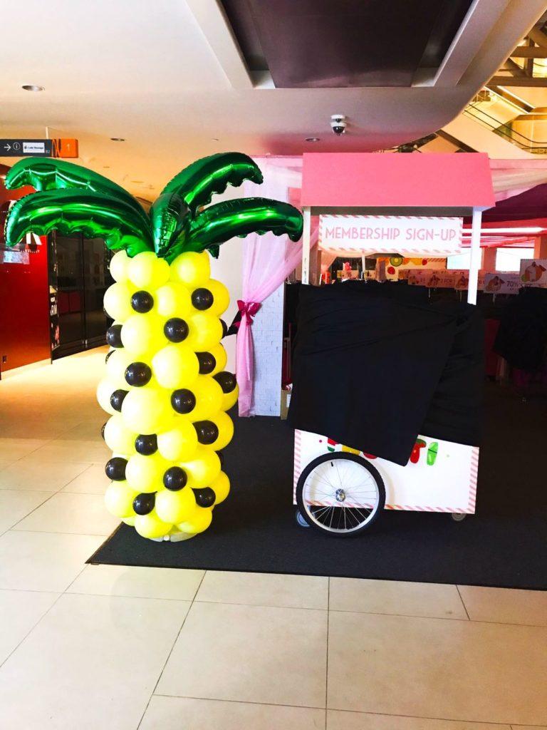 Large Pineapple Sculpture