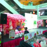 Stage Decorations with Balloons