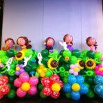 Customised Balloon Pillars Singapore