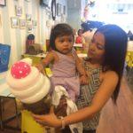 Balloon Ice Cream Sculpture Singapore