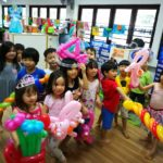 Balloon Sculptures for Birthday Party