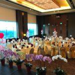 Helium Bundles Decoration