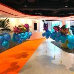 Underwater Helium Balloon Bouquet