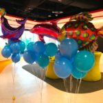 Underwater Helium Balloon Bundles