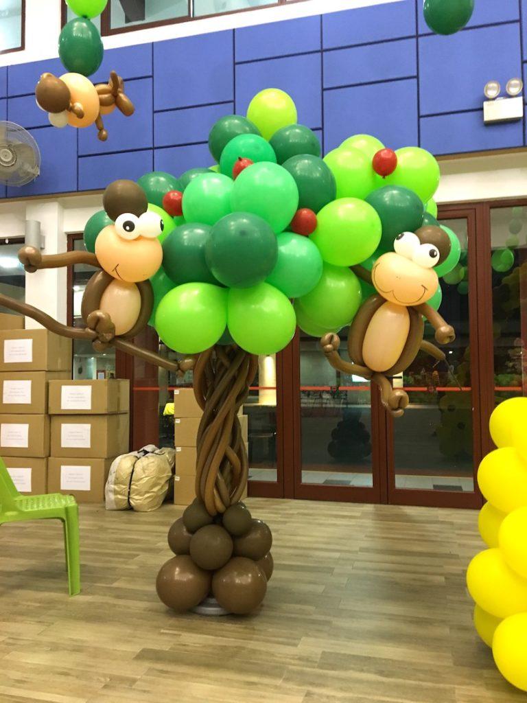 Balloon Tree Decoration Singapore