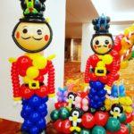 Balloon Nutcracker Toy Soilder Sculpture