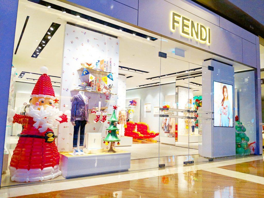 Retail Christmas Decoration Singapore
