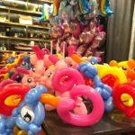 Balloon my little pony sculpture