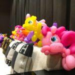 little pony balloon party