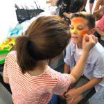 Face Painter Singapore