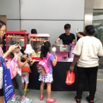 Popcorn and Candy Floss Station