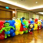 Avengers Balloon Sculpture