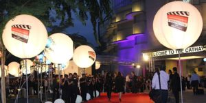 Lighted Tripod Balloon Stand SIngapore